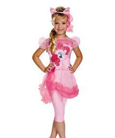 Another great find on #zulily! Pinkie Pie Dress-Up Set - Girls #zulilyfinds