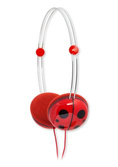 Animatone Over-Ear Headphones ($24.99) The Animatone headphones feature playful child-friendly styling and volume-limiting speakers. Kids will love the fun look, sturdy, and lightweight construction. Parents can feel safe knowing the built-in volume governor will not play media over 85 decibels.