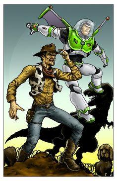 Toy Story - Ramon Villalobos