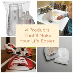what do YOU think? will these four products make your life easier or not?   from @FitBottomed Mama