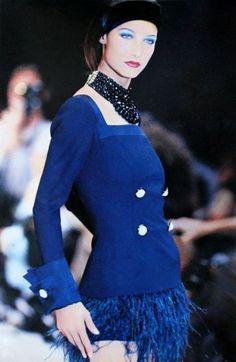 Marpessa in Versace