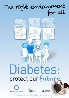 WDD 2012 posters | International Diabetes Federation