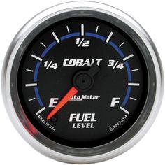 Auto Meter Fuel Level Programmable Empty - Full Range