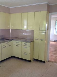 Decorating ideas for the remodel on pinterest 98 pins for Kitchen cabinets craigslist