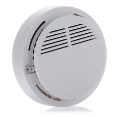 Home security system Cordless Smoke Detector Fire Alarm