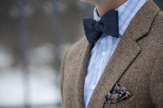 jacket, bow ties, men style, bows, blazers, plaid shirts, pocket squares, blues, style fashion