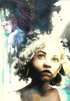 Misfits: Simon & Alisha art by *EmergE on deviantART