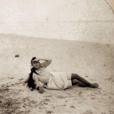 Atlantic City Beach Study, 1900