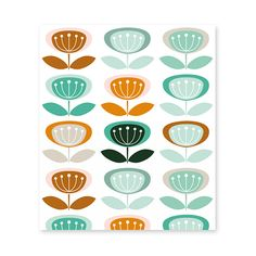 behang #kinderkamer #babykamer #wallpaper #kidsroom #retro #patterns ...
