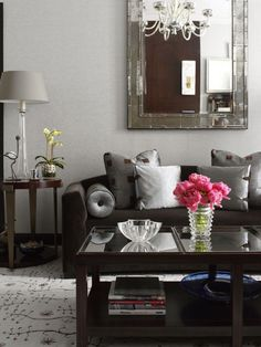 room: Living Room, Eclectic room by Richard Mishaan Design