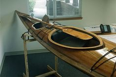 17-foot kayak built