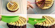 Perfect Serve Reusable Cake Knife | Jane