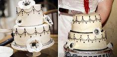 wedding cake fail