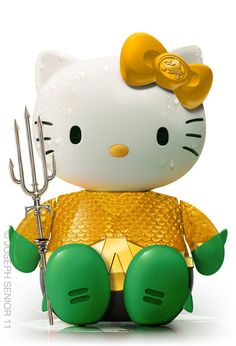 The Hello Kitty Dolls of Your Dreams
