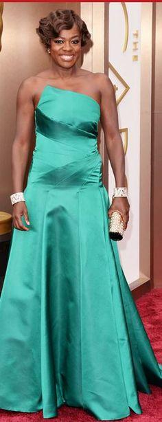Viola Davis #oscars LBV