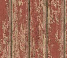red barn board wallpaper