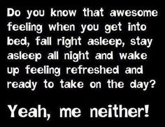 Exactly why I'm awake and on pinterest at 12:30am.