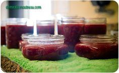 crockpot freezer jam