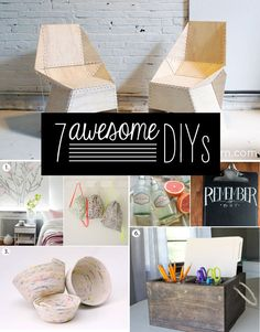 7 Awesome DIYs to Try