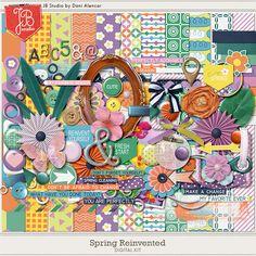 New Digital KIt: Spring Reinvented