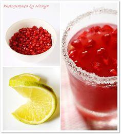 Pomegranate #mocktail