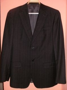 Z Zegna city fit two button Jacket new by Dressyouwant on Etsy, €120.00