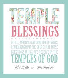Temple Ordinances
