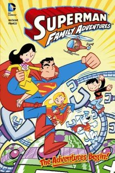 J GRA DC. Superman's closest allies help him in his super adventures, and Lex Luthor gets his own dirty tricks used against him.