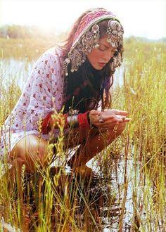 Wetlands; via litter