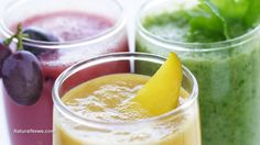 Three delicious smoothie recipes that can do it all for your health