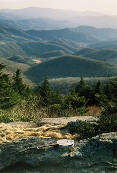 Hidden Beauty. Wilderness Campsites.