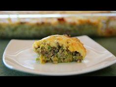 Meat Zucchini Gratin Recipe