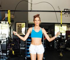 10 Ways to Burn 100 Cals in 10 Minutes | Jump Rope