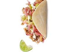 Pork Carnitas Tacos Recipe : Food Network Kitchen : Food Network - FoodNetwork.com