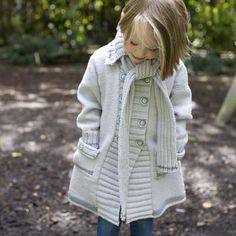 Cecelia Coat from Colorful Stitches...WAAAAAY above my skill level