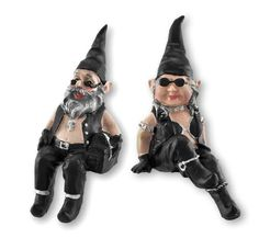Show this to Mom. I found her next gnome citizens. Gnoschitt and Gnofun Biker Gnome Shelf Sitters 6 In. Things2Die4 http://www.amazon.com/dp/B00GS89QIU/ref=cm_sw_r_pi_dp_cKS7tb1AMEA81