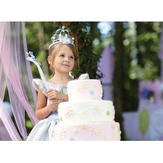 Lots of cute ideas for activities for a princess party.