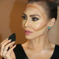 How to contour your face!