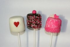 chocolate covered marshmallows easy valentines recipes easy kids recipes valentines day cake pops