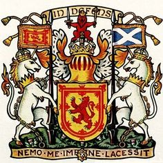Scotland Coat of Arms