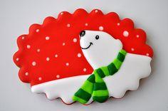 I love this polar bear!!