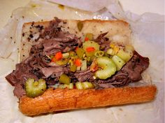 Another Tasty Beef on www.ItalianBeef.com   Happy Easter!!!!