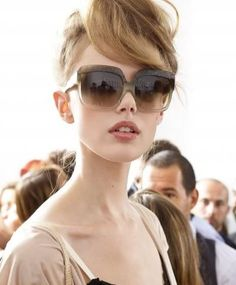 Glasses Frame For Asian Face : Optical on Pinterest Eyewear, Cat Eye Sunglasses and ...