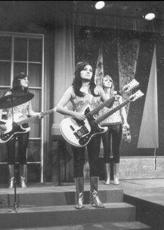 Girl band, 1960s?