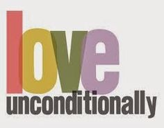 Love unconditionally on Lisa Loves Life Lessons