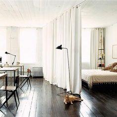 storage curtains
