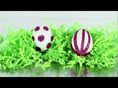 How to Make Glittery Easter Eggs - Parenting.com
