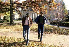 Michael Jordan and Sam Perkins - 1983