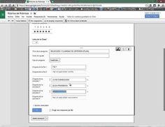 Rúbricas con Google Forms