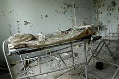 Prypiat, Ukraine. (Chernobyl)